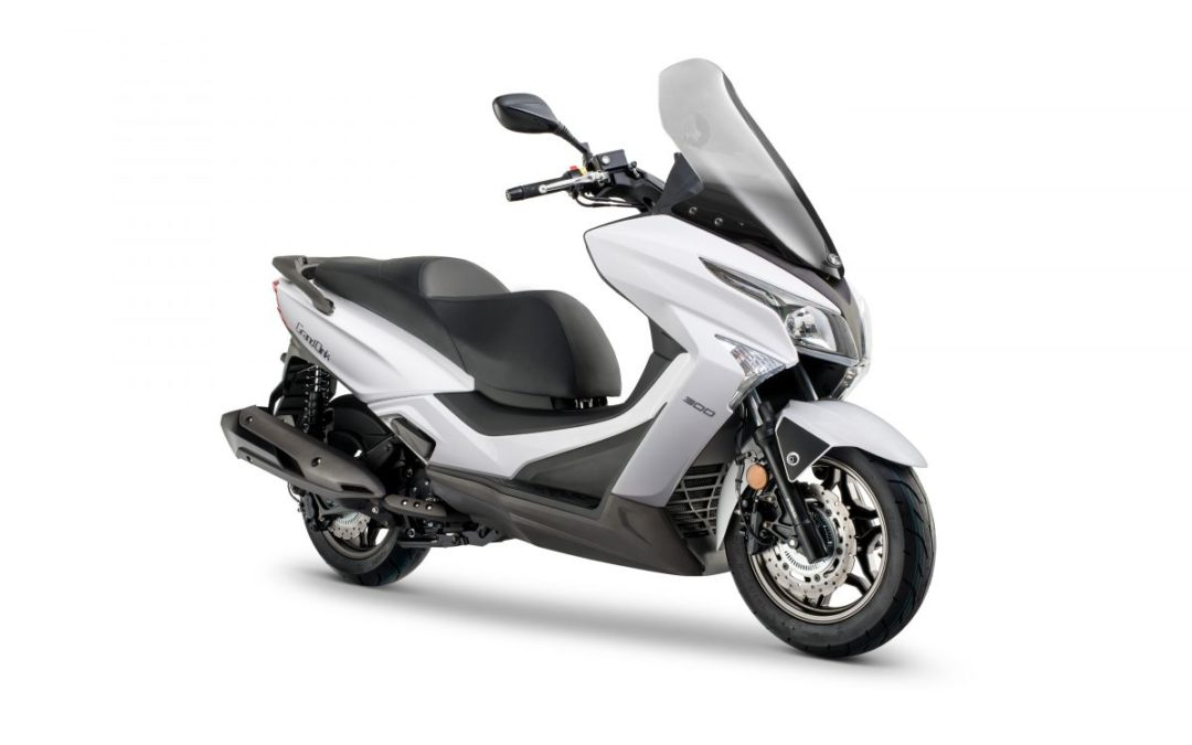 Nuevo Grand Dink 300 ABS