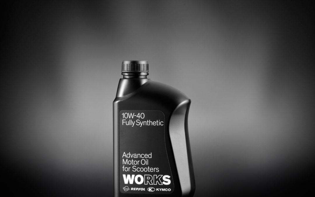 Oli WORKS 10/40 1 litre