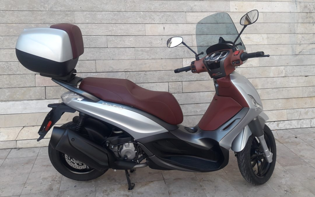 Piaggio BEVERLY 350 ie Sport touring