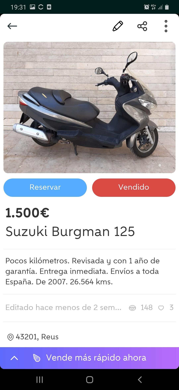 burgman 125 walapop