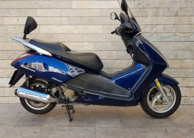 Honda Pantheon 125 4 temps de 2006
