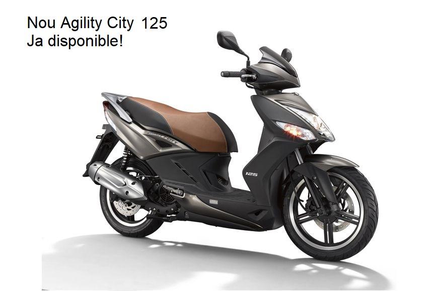 Nou Agility City 125