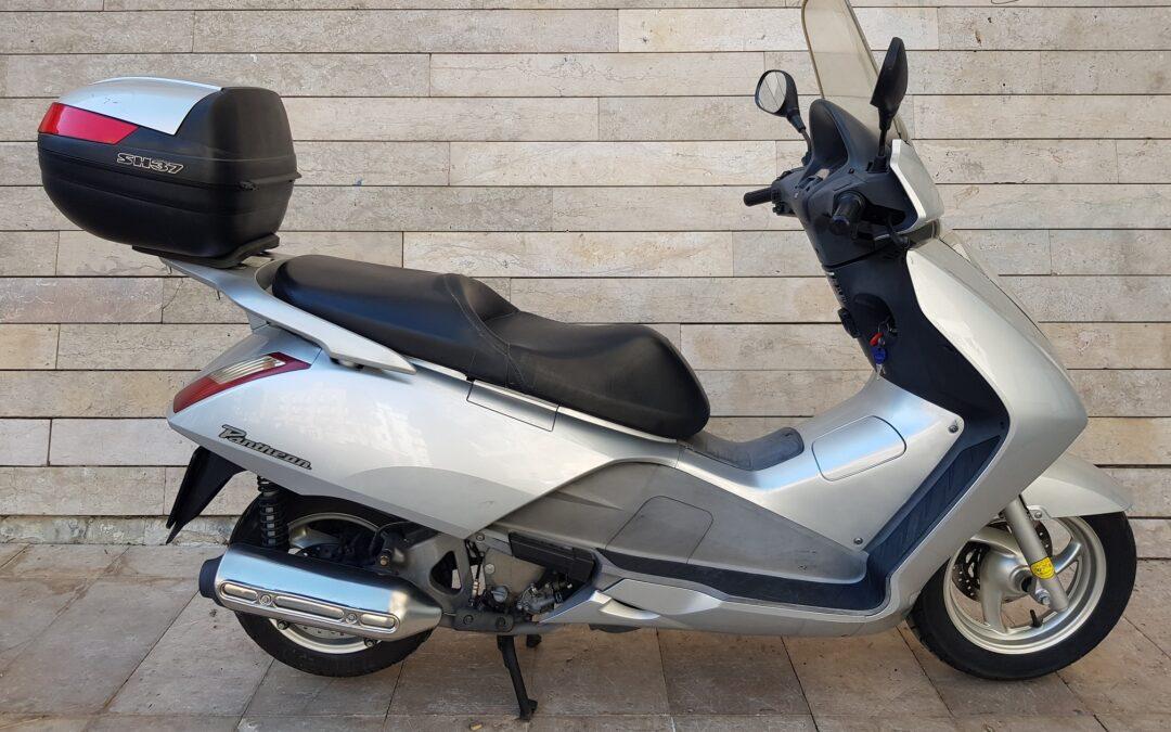 Honda Pantheon FES 125
