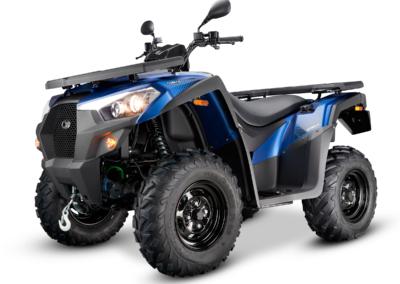 MXU 550