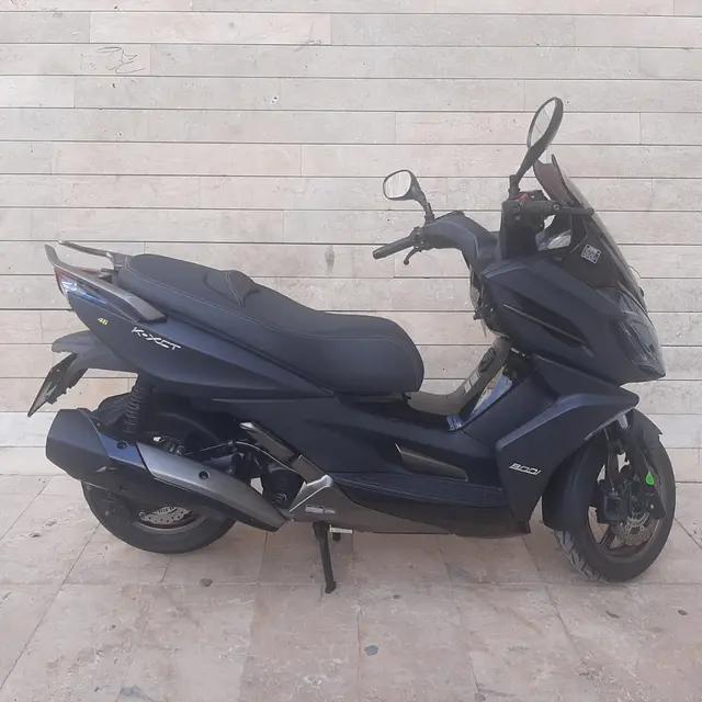 Kymco K-XCT 300 Abs